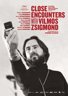 <strong>Close encounters with Vilmos Zsigmound</strong><br />Un film de Pierre Filmon