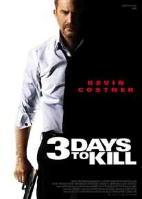 <strong>Three days to kill</strong><br />Un film de Mc G<br />Chef opérateur : Thierry Argobast<br />(Rushes)